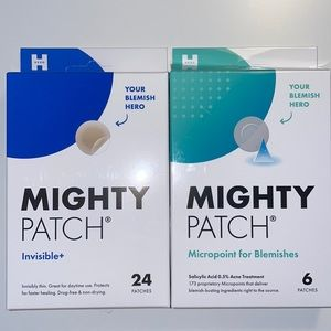 Hero Mighty Patch Set (Invisible+ and Micro-point)